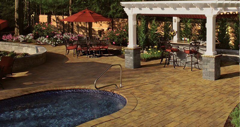 Landscaping Pavers Syracuse Ny : Barnes cone inc commercial residential masonry